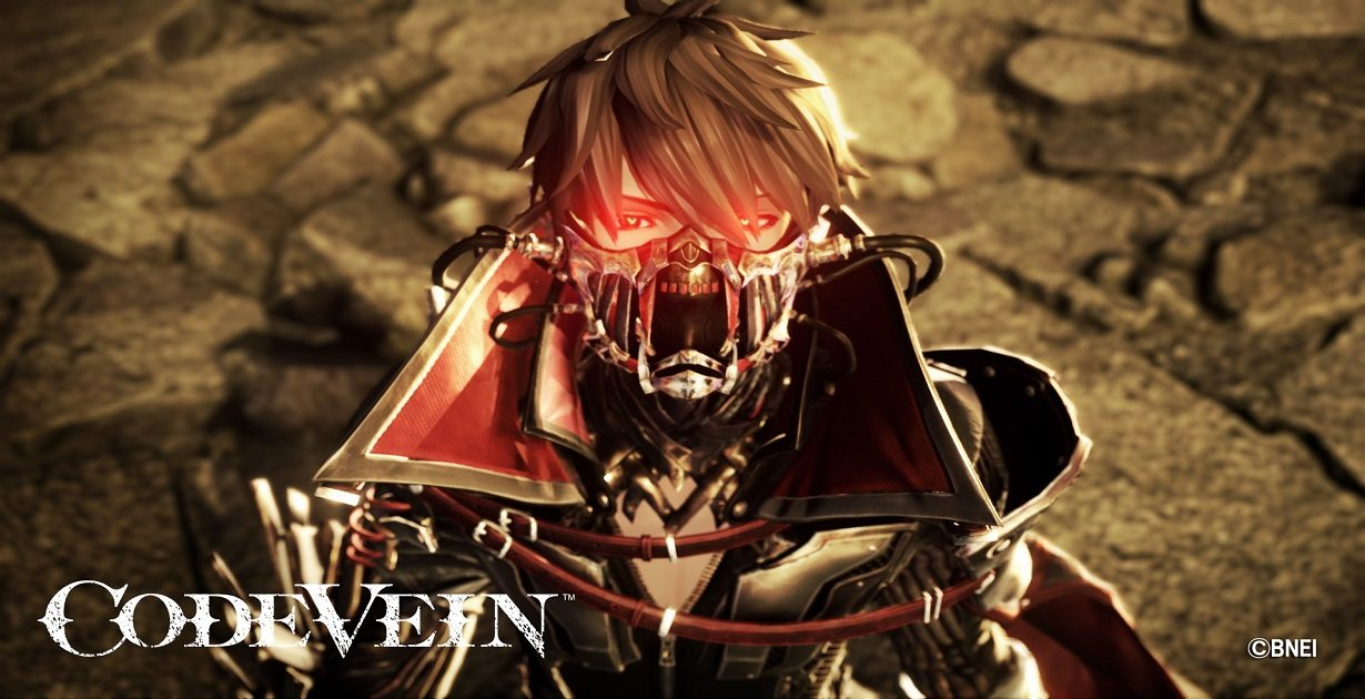 code vein gameplay footage 17 minuti
