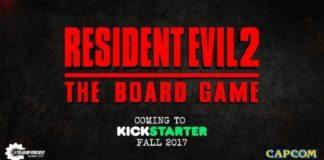 resident evil 2 board game kickstarter
