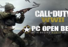 cod wwii al via oggi l'open beta per pc
