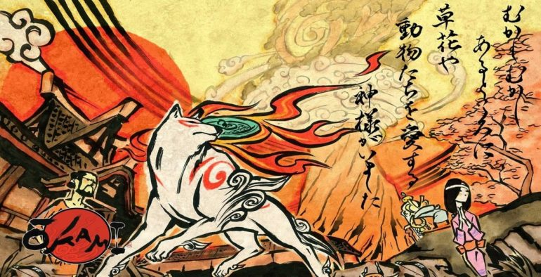 okami remaster ps4 xbox one pc