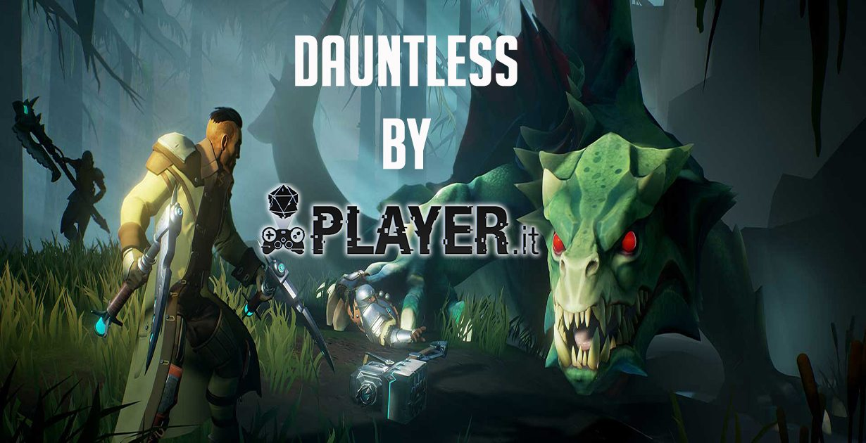 Provato per voi: Dauntless, un hunting game da scoprire
