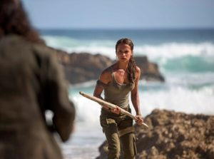 tomb raider primo trailer film reboot