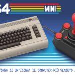 mini c64 versione commodore 64