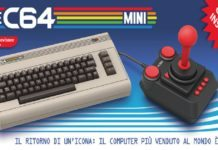 mini c64 versione commodore 64