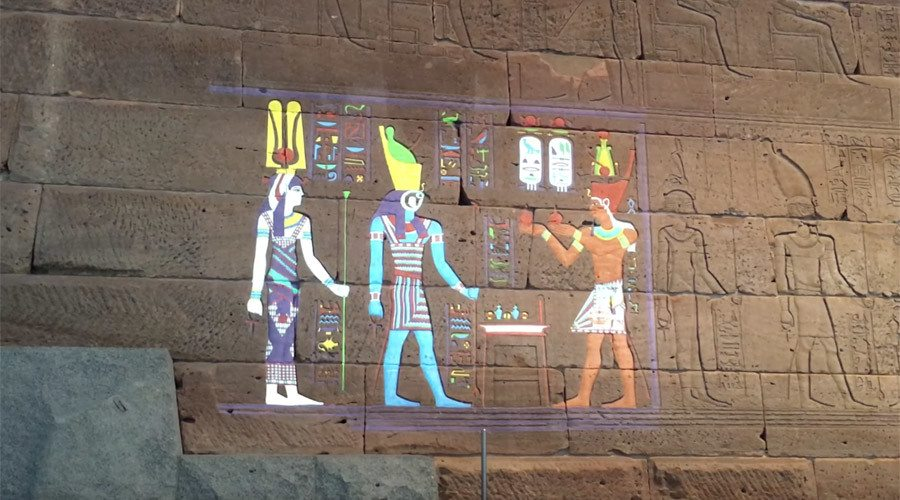 ac origins traduzione geroglifici