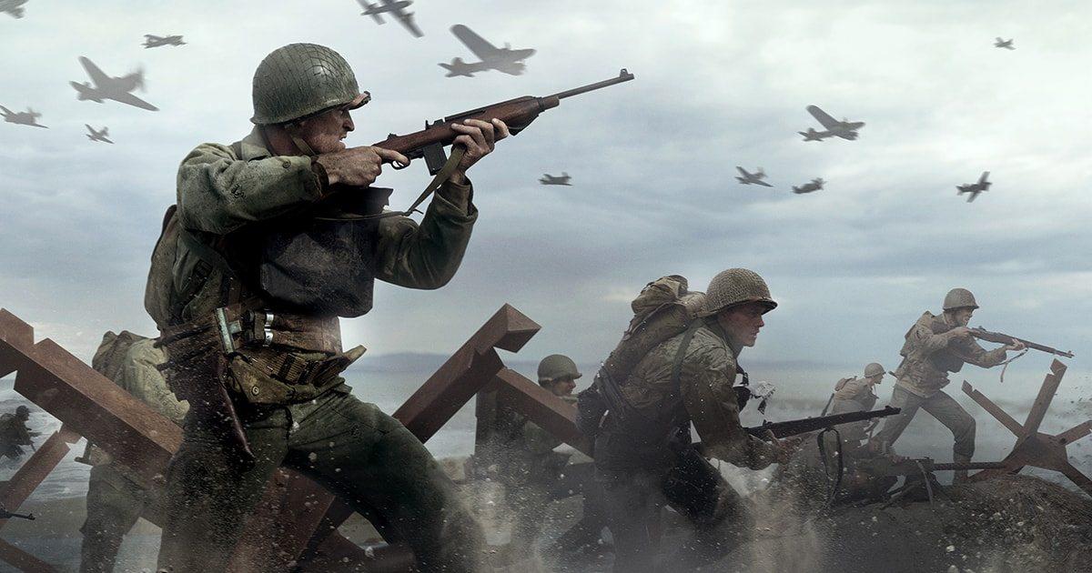 Call of Duty WWII sfrutterà appieno la potenza di PlayStation 4 Pro