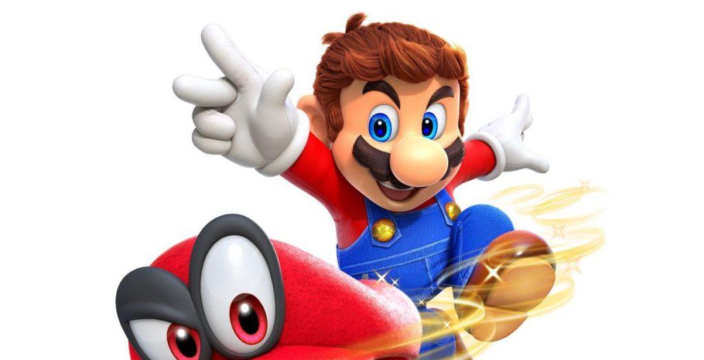 Super Mario Odyssey EDGE