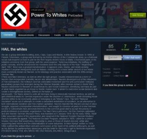 steam neo nazi
