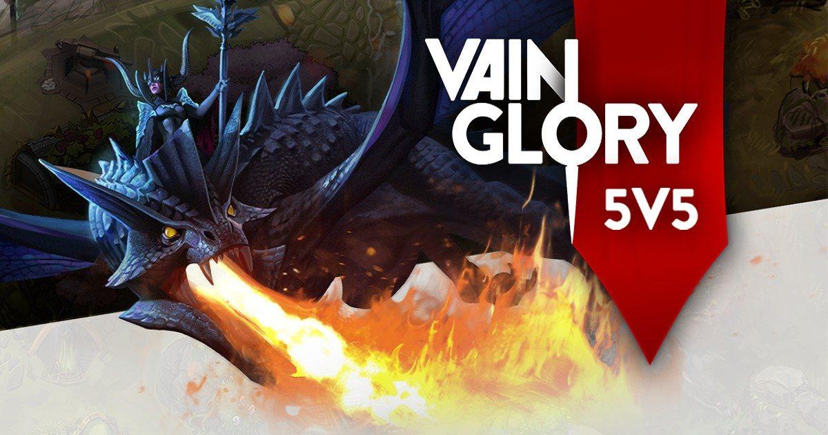 Vainglory accesso anticipato 5v5