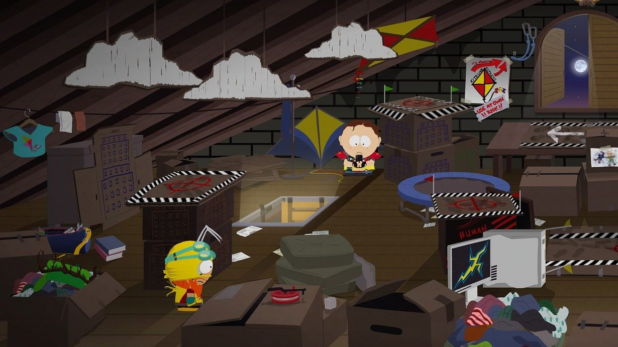 recensione south park: the fractured but whole