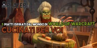 piatti tratti da world of warcraft