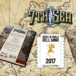 7th sea - Miglior gioco di ruolo 2017