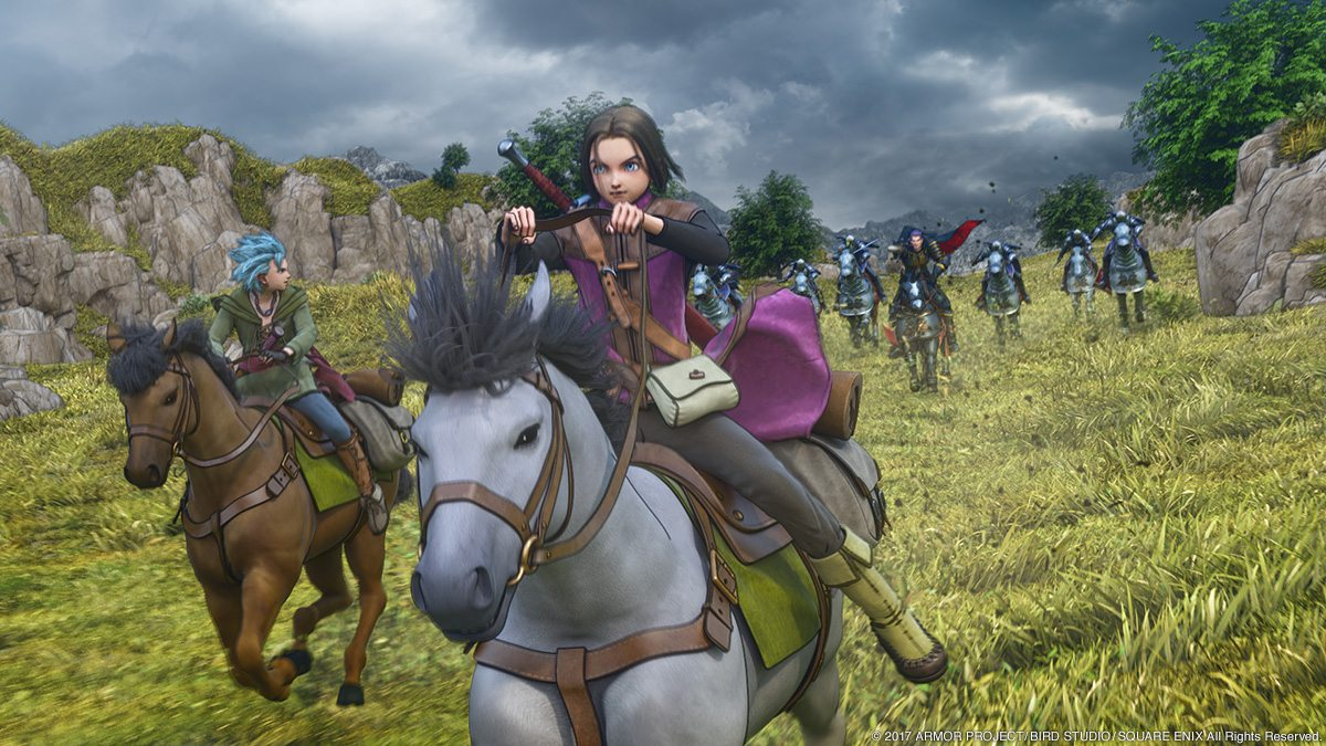 Dragon Quest XI Switch