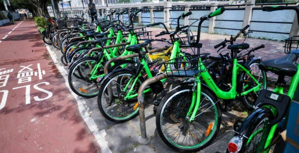 Gobee Bike App Sharing