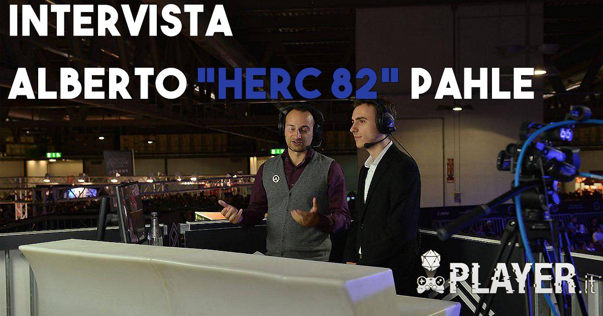 Intervista a Herc82, l'icona dell' Overwatch italiano