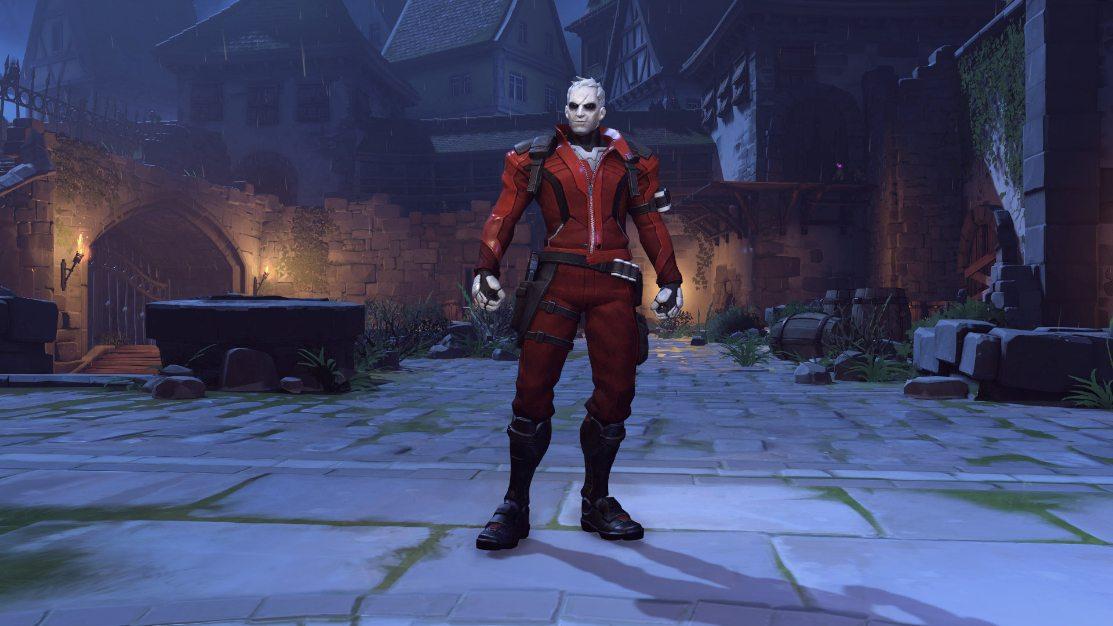 soldier76 halloween skin