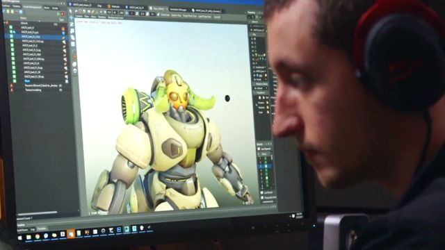 overwatch making of