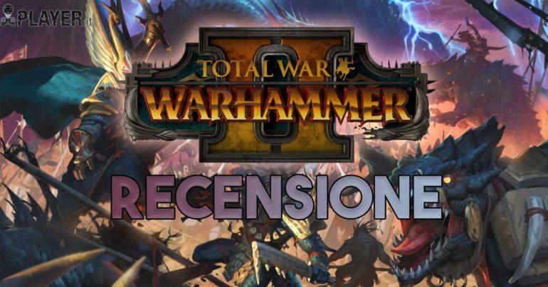 player.it recensione warhammer 2 total war