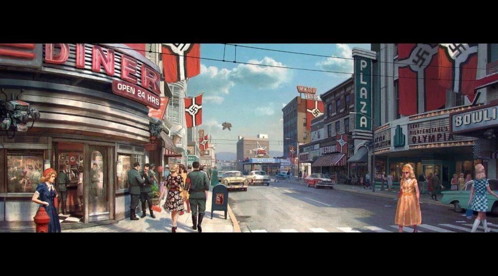 Wolfenstein 2 The New Colossus Gallery