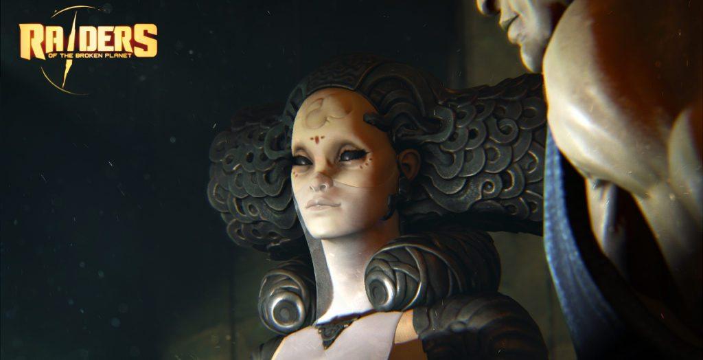 Raiders of the broken planet screenshot 1