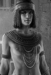 Regno di Osiride - Donna