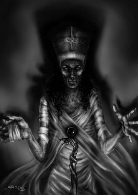 Regno di Osiride - Nefertiti