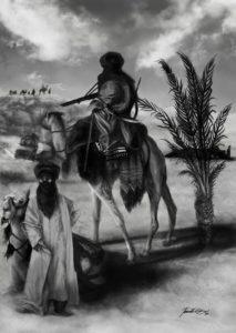 Regno di Osiride - Touareg