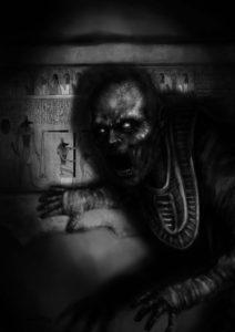 Regno di Osiride - mummia