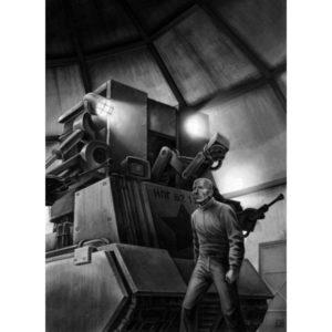 SOVIET - Z.A.R. - Sine Requie - Biomacchina controllo