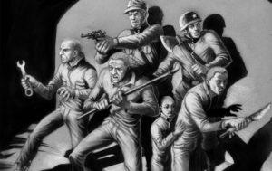 SOVIET - Z.A.R. - Sine Requie - Ribelli