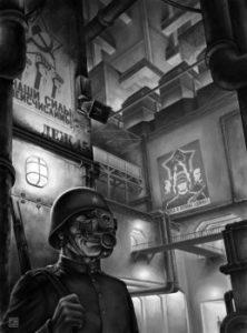 SOVIET - Z.A.R. - Sine Requie città sovietiche