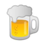 emoji birra google pixel