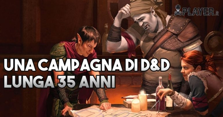 dungeons and dragons campagna più lunga