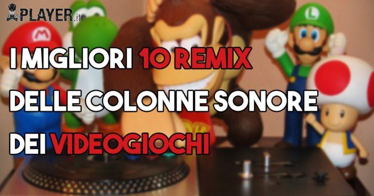 musiche videogiochi remix