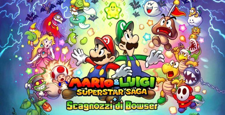 92494d06c5606 Recensione Mario   Luigi  Superstar Saga + Scagnozzi di Bowser - Player.it