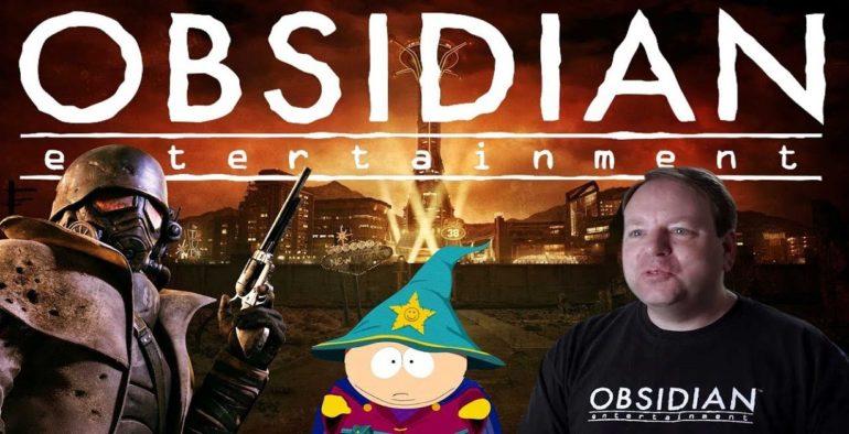 obsidian entertainment nuovo fallout
