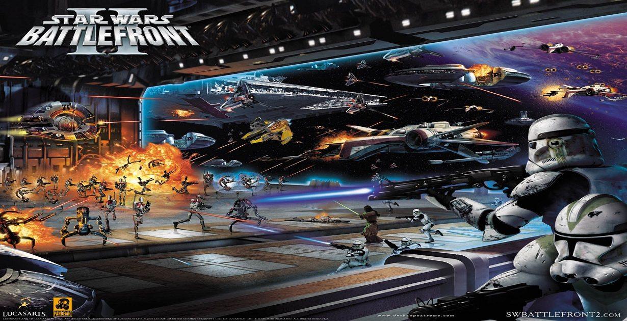 disney multiplayer battlefront 2