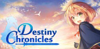 destiny chronicles playstation 4