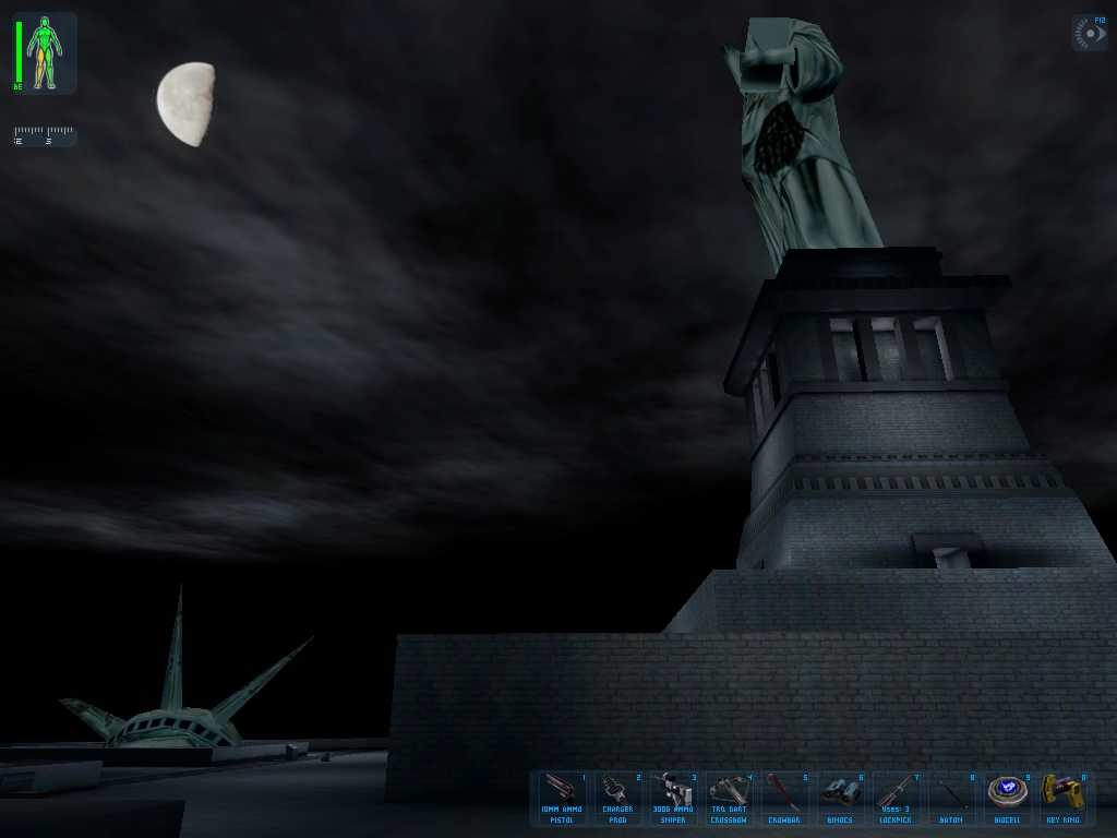 Cyberpunk Deus Ex