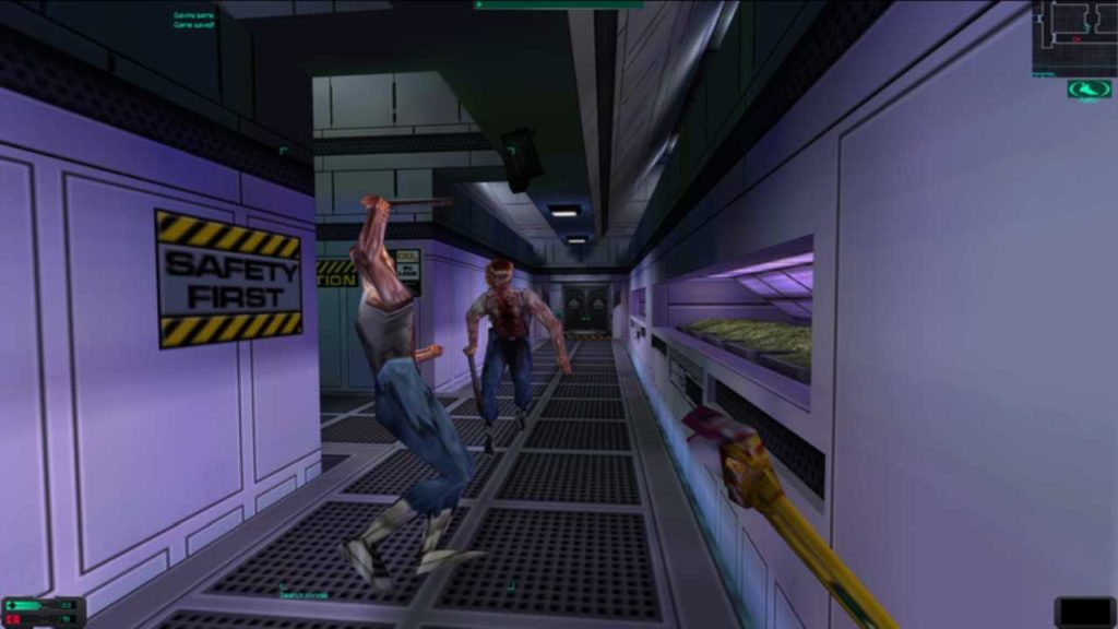 Cyberpunk System Shock 2