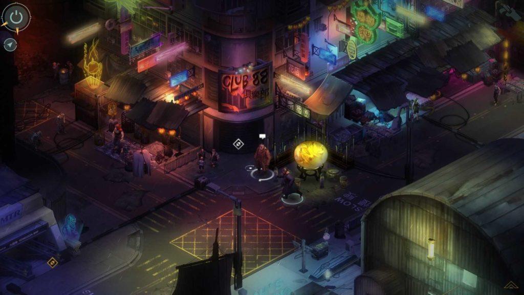 Cyberpunk Shadowrun: Honk Kong