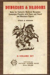 Prima edizione D&D