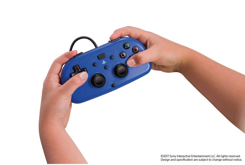 Mini Wired Gamepad: il controller per PS4 adatto ai gamer più piccoli