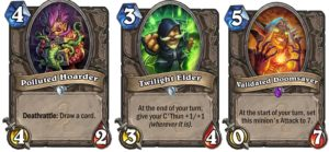 halloween hearthstone carte evento