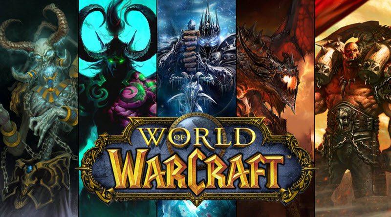videogiochi serie tv world of warcraft