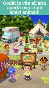 pocket camp mobile