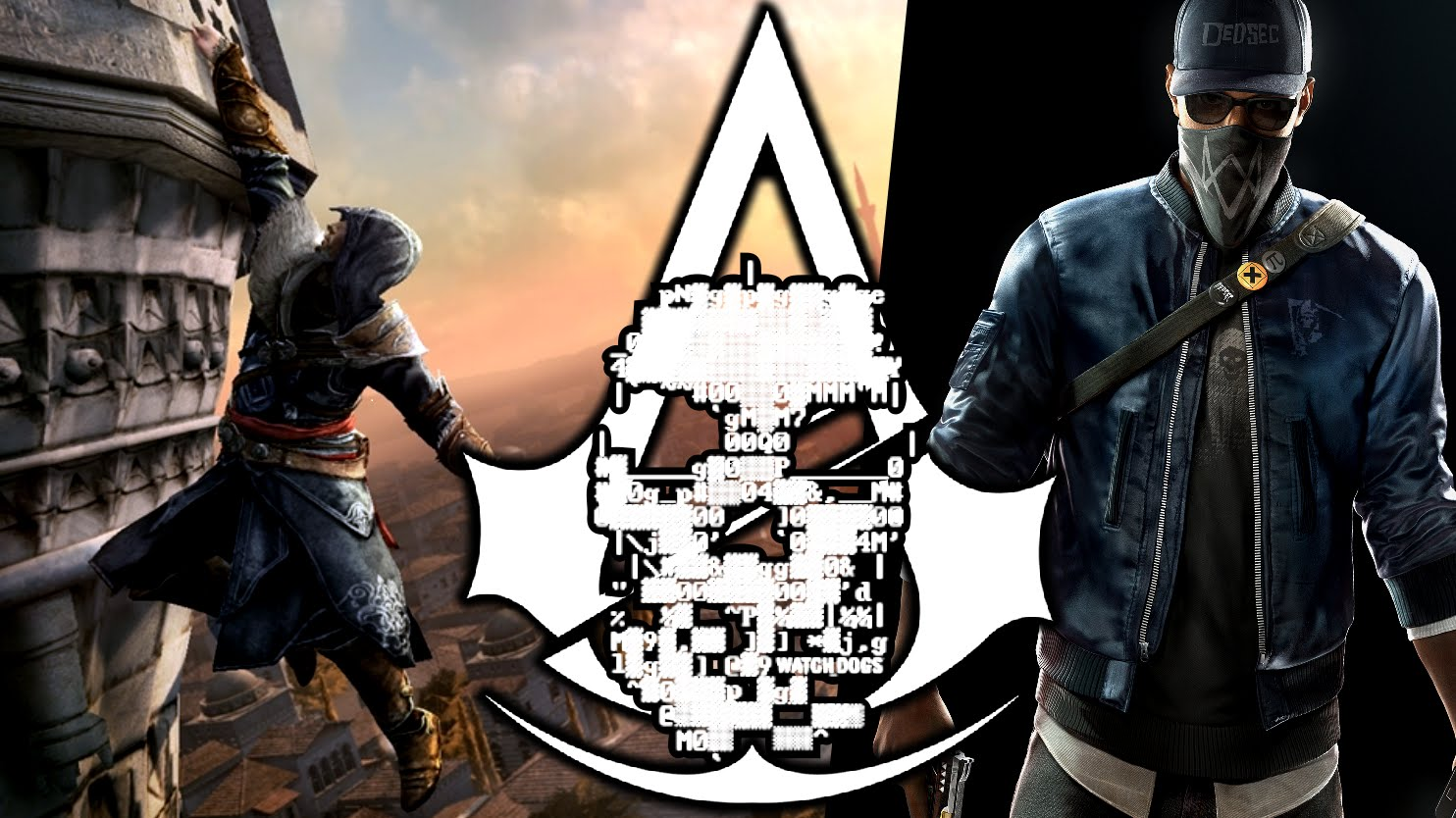 assassin's creed origins watch dogs