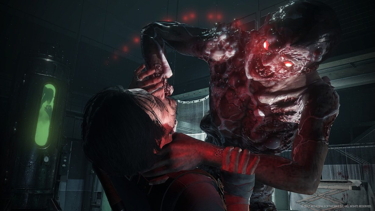 the evil within halloween