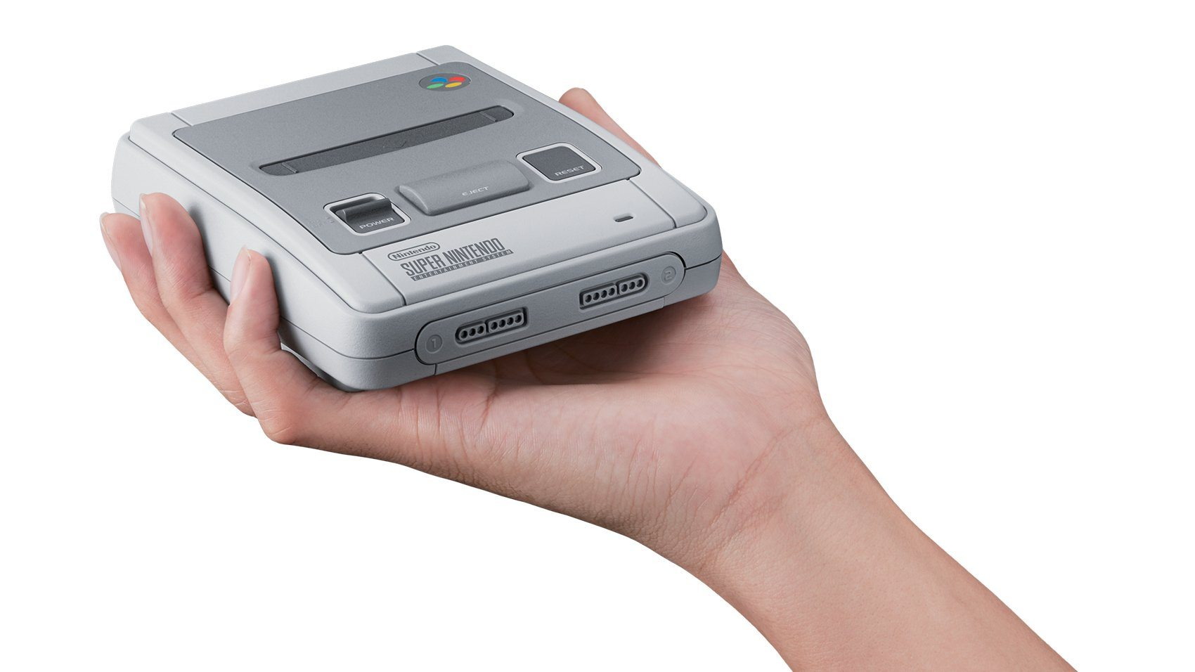 mini snes dimensione