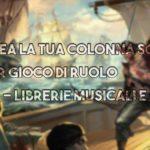 colonne sonore gdr librerie musicali e pirati